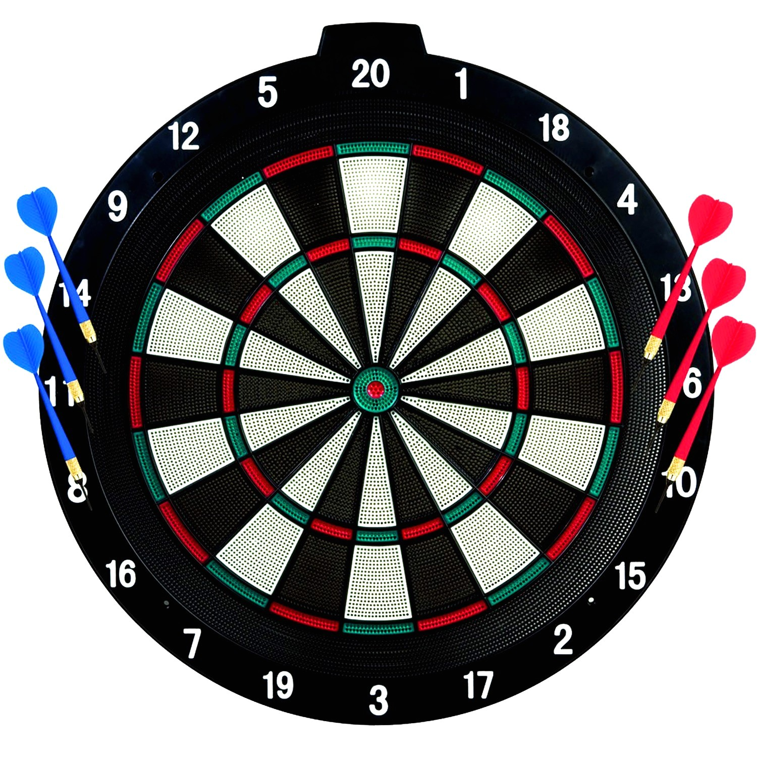 soft tip dartboard