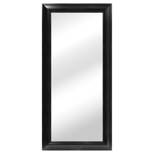 Better Homes and Gardens 27 X 70 Black Leaner Mirror Better Homes and Gardens 27 Quot X 62 Quot Leaner Mirror Walmart Com