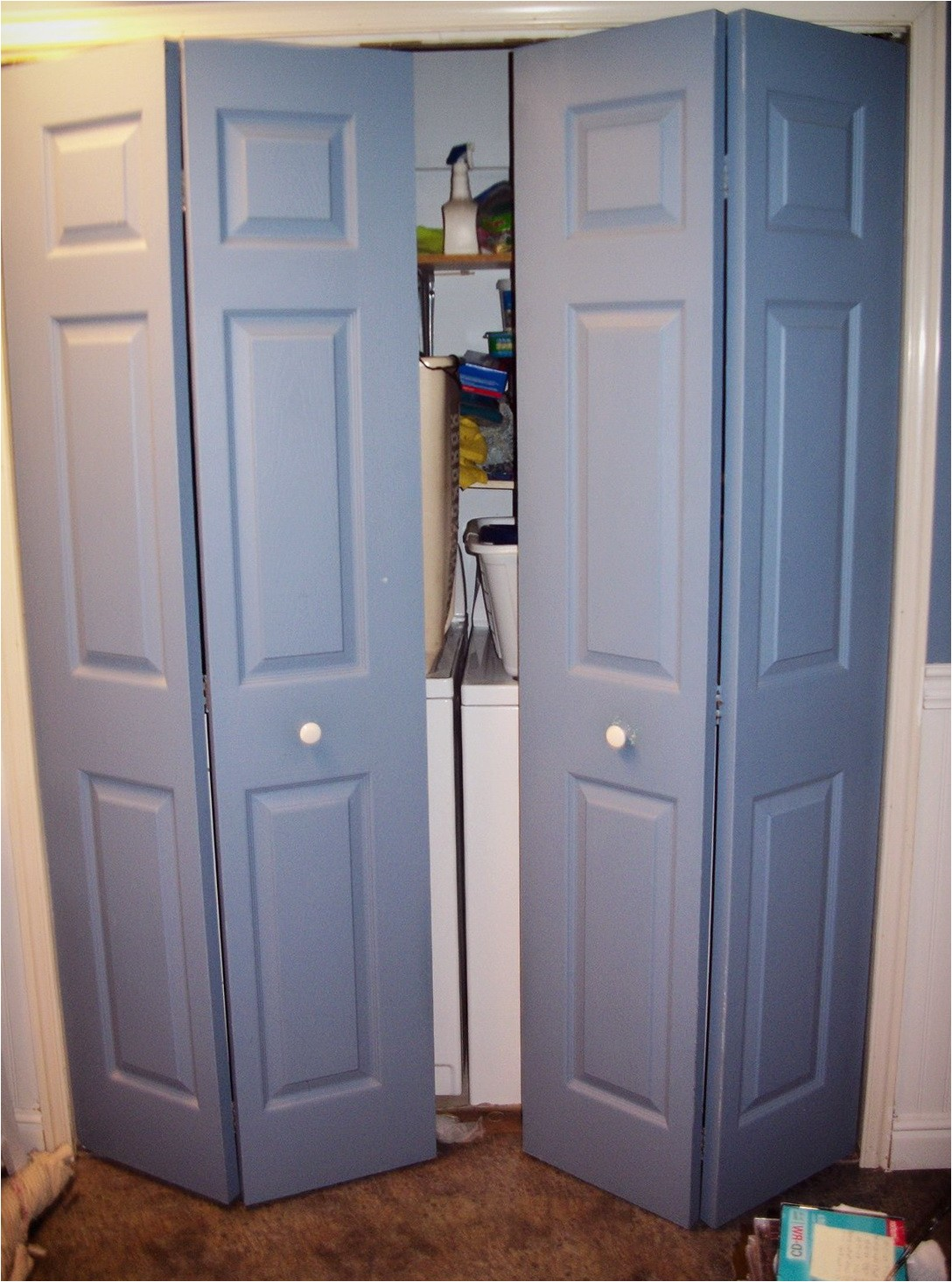 bifold closet door hardware placement 2