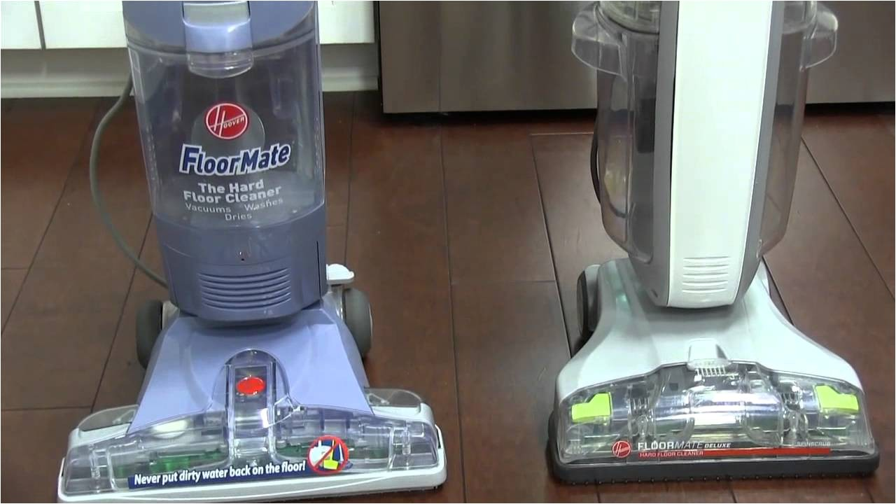 what s the difference between the classic hoover floormatea and the new floormatea deluxe youtube