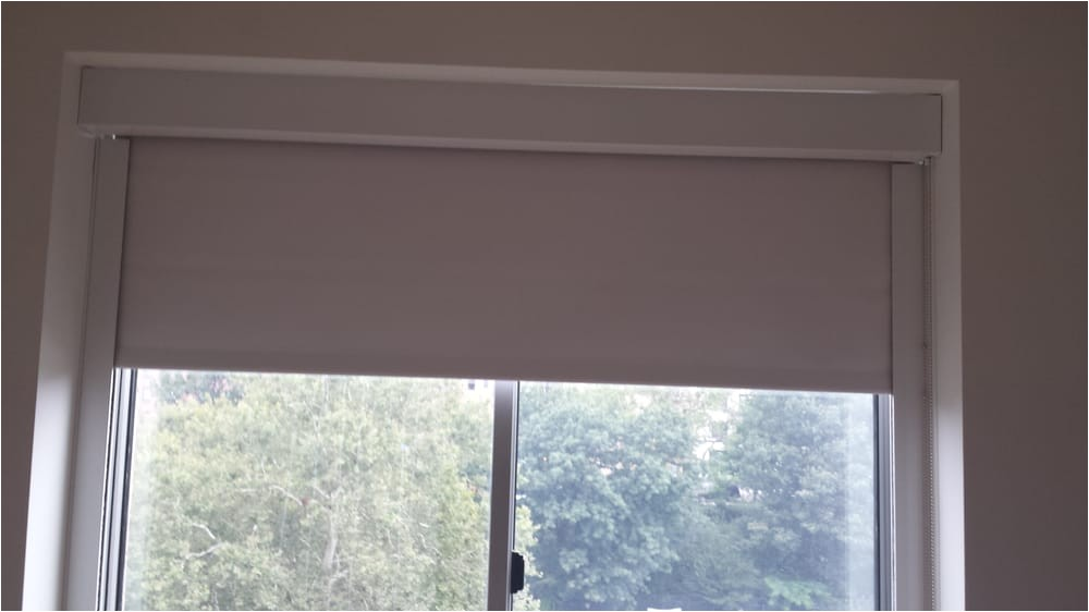 Blackout Shades With Side Channels Adinaporter