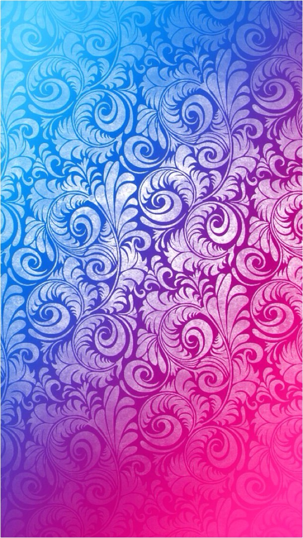 blue and pink ombre wallpaper