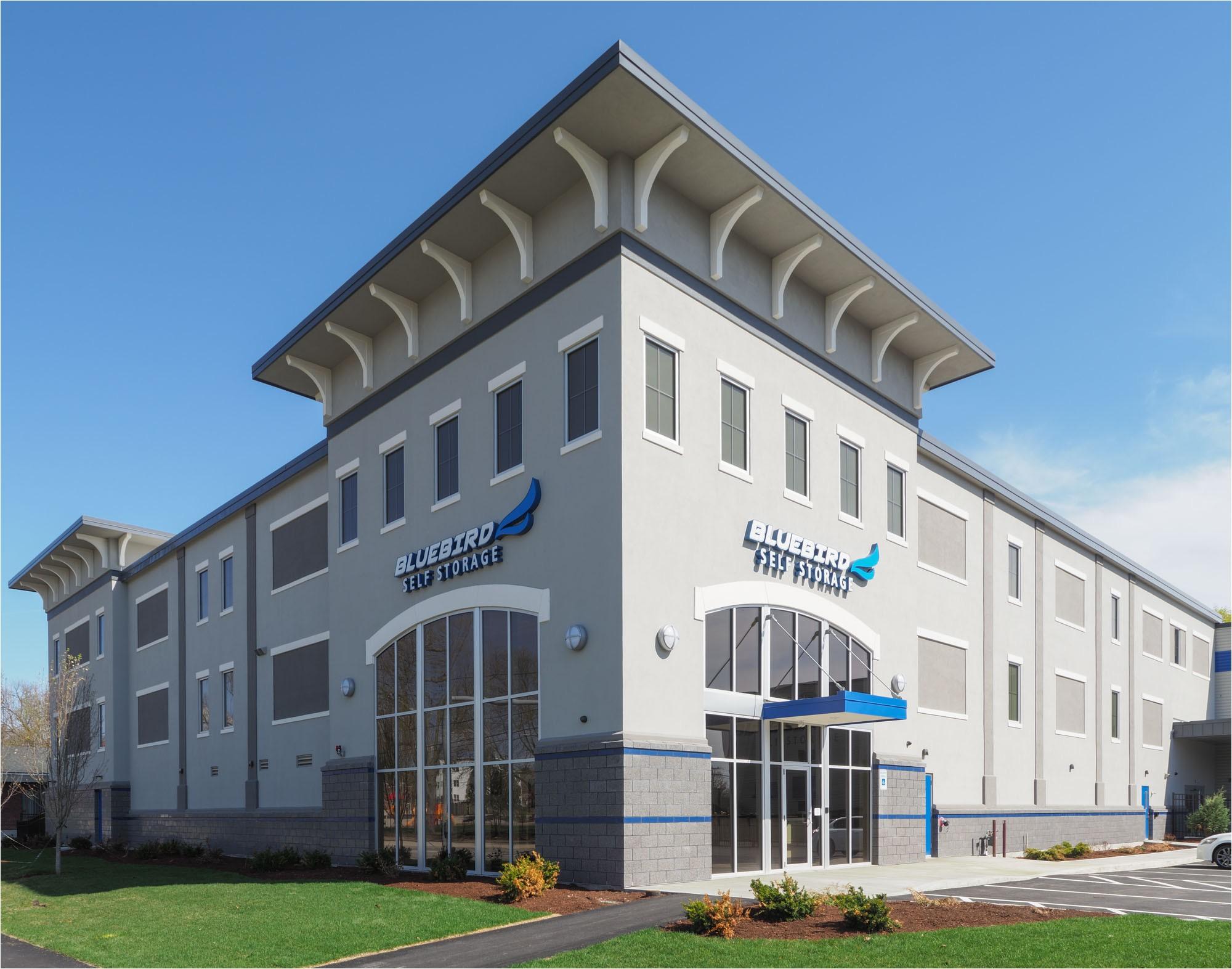 Bluebird Storage Rochester Nh Self Storage Units In Hooksett Nh Bluebird Self Storage