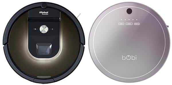 bobsweep bobi pet vs roomba 980