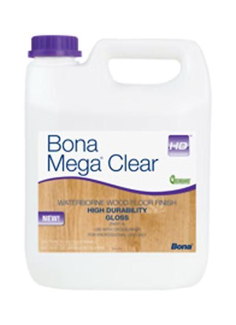 bona mega clear hd gloss