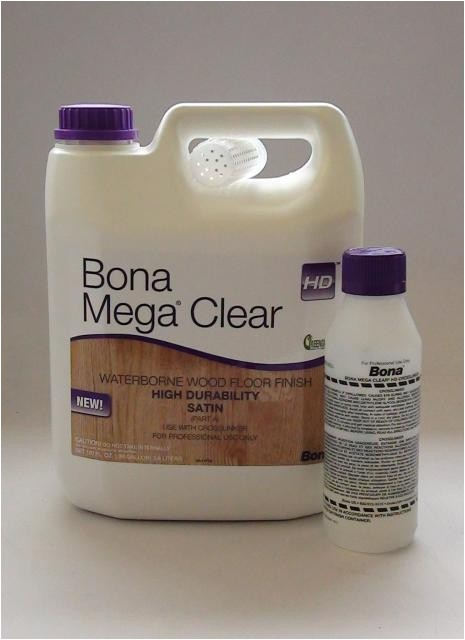 bona mega clear hd satin
