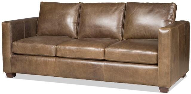 Bradington Young Leather sofa Clearance Camden Leather sofa by Bradington Young Bradington Young