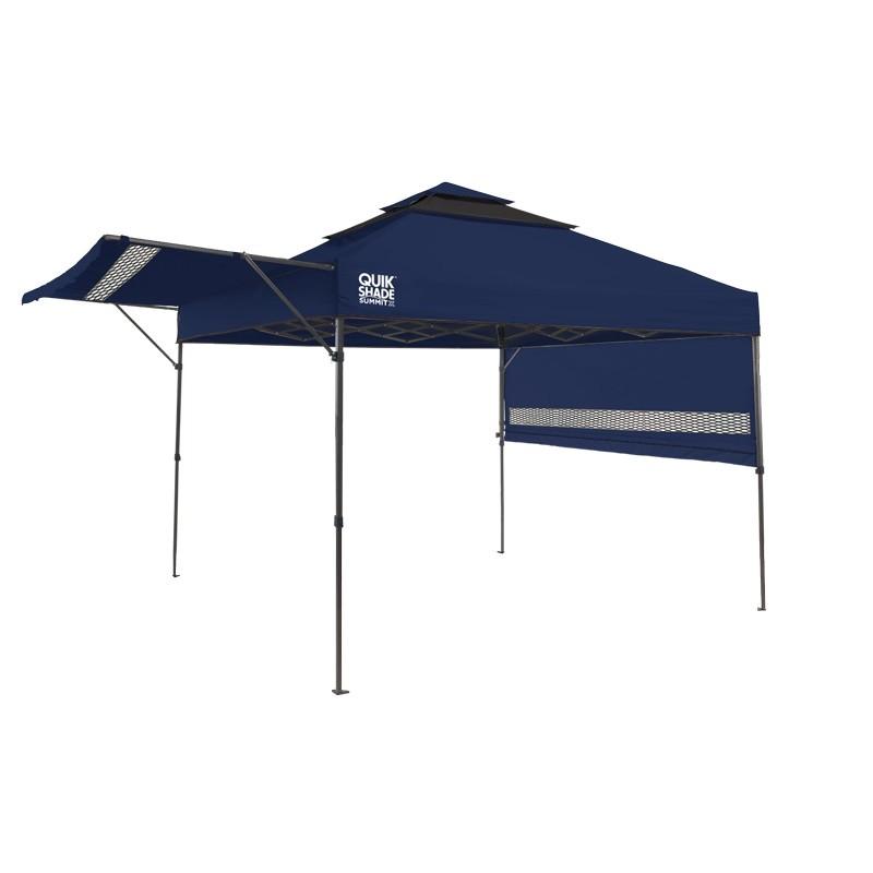 quik shade 10 ft w x 10 ft d canopy 157417 157416 bsp1367