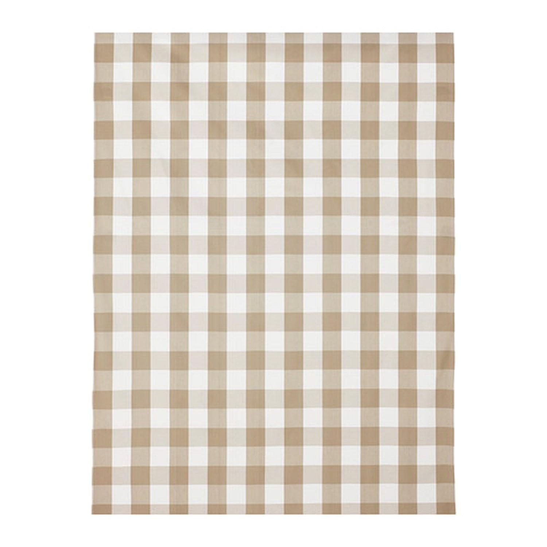 Buffalo Check Curtains Ikea Ikea Berta Ruta Fabric Material Buffalo Check Beige White