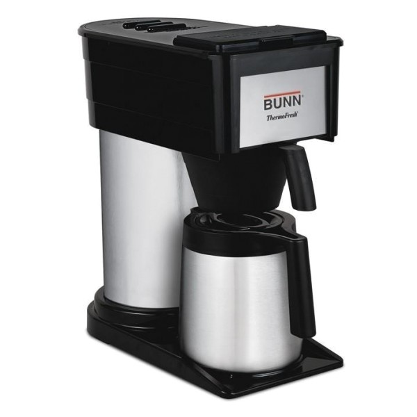 29 bunn btx b thermofresh 10 cup commercial style coffee brewer black