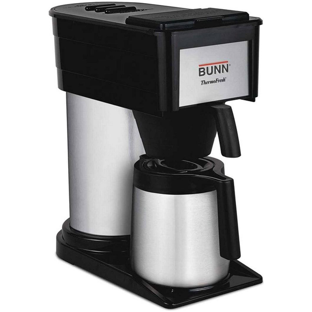 How to Work a BUNN Coffee Maker - Drinxville