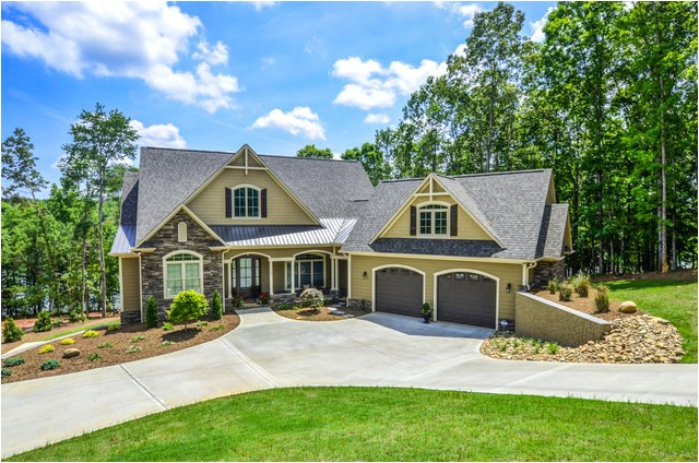 donald gardner home design butler ridge glenn harbor traditional exterior charlotte
