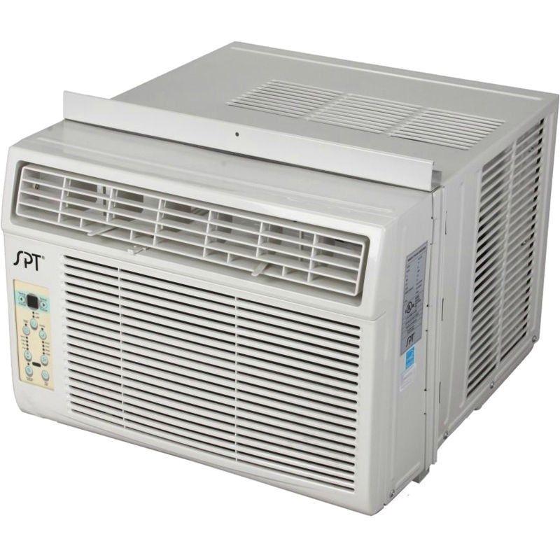 C C Heating and Air Conditioning 10 000 Btu Window Ac Unit 400 Sqft Air Conditioning
