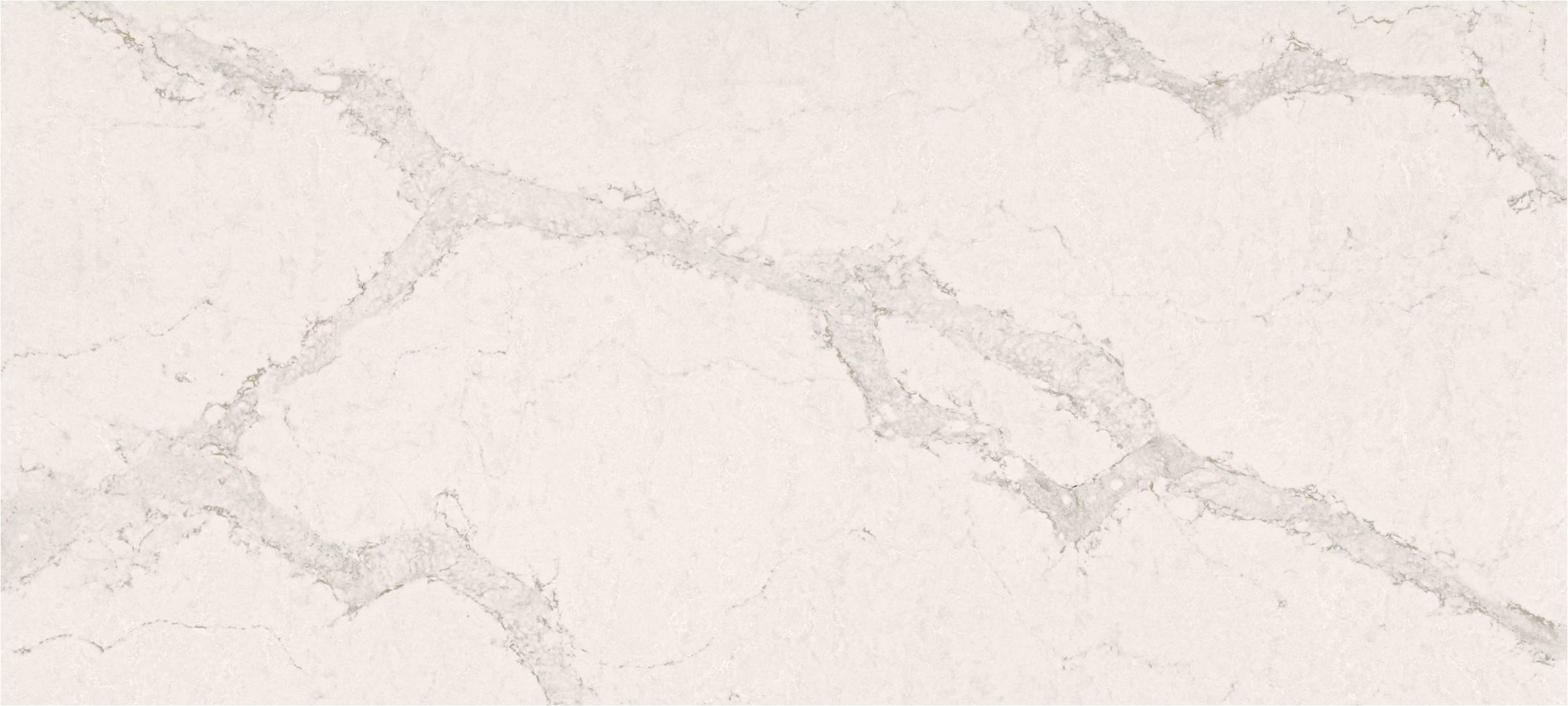 Caesarstone Jumbo Slab Size Caesarstone Statuario Maximus 5031 Calico White Quartz Countertop