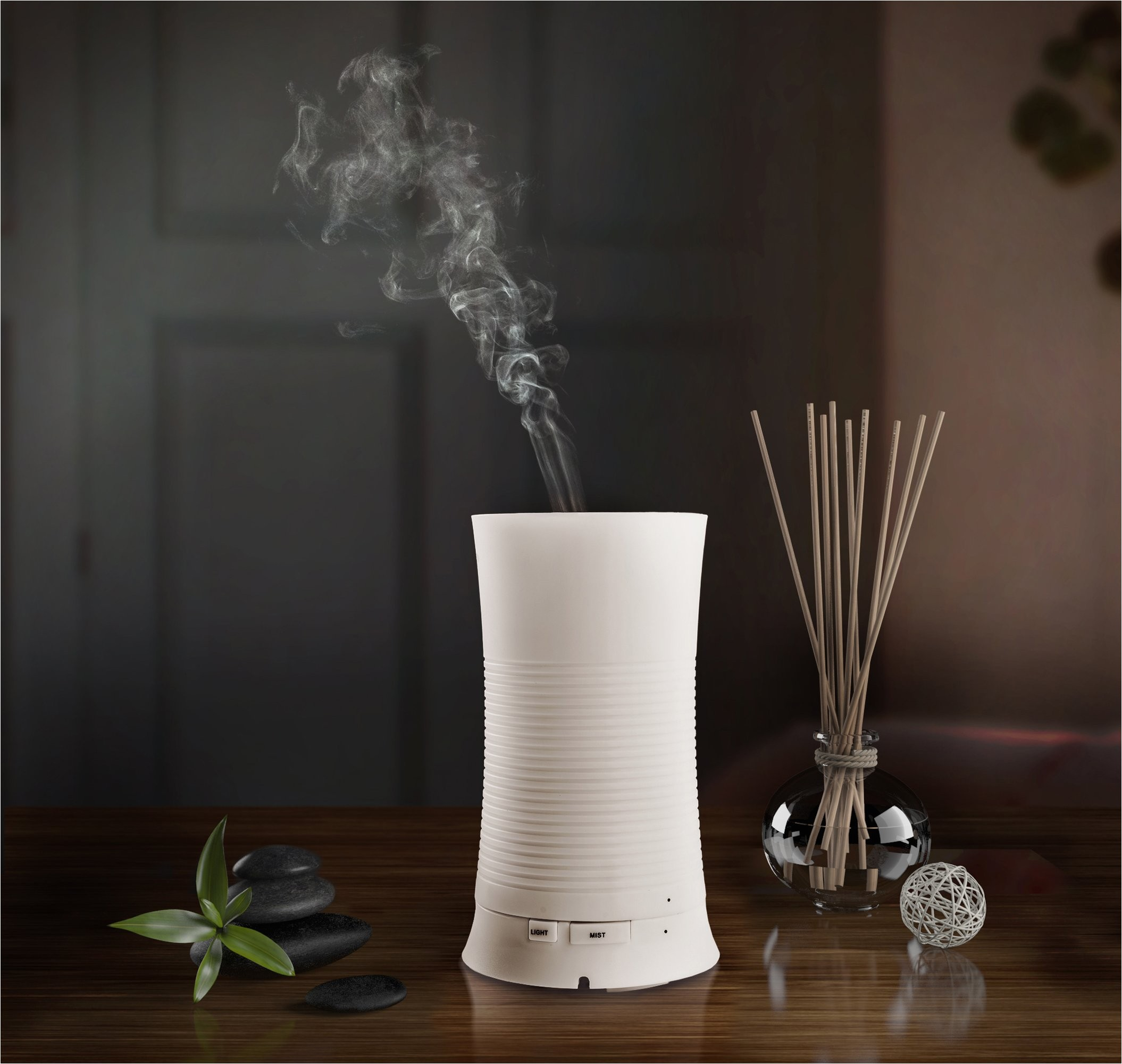 review of calily ultrasonic aromatherapy essential oil diffuser