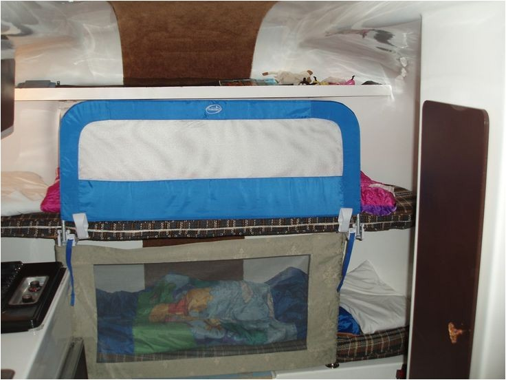 camper trailer bed rails new photos