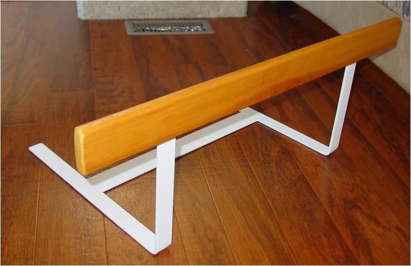 rv bunk bed rails