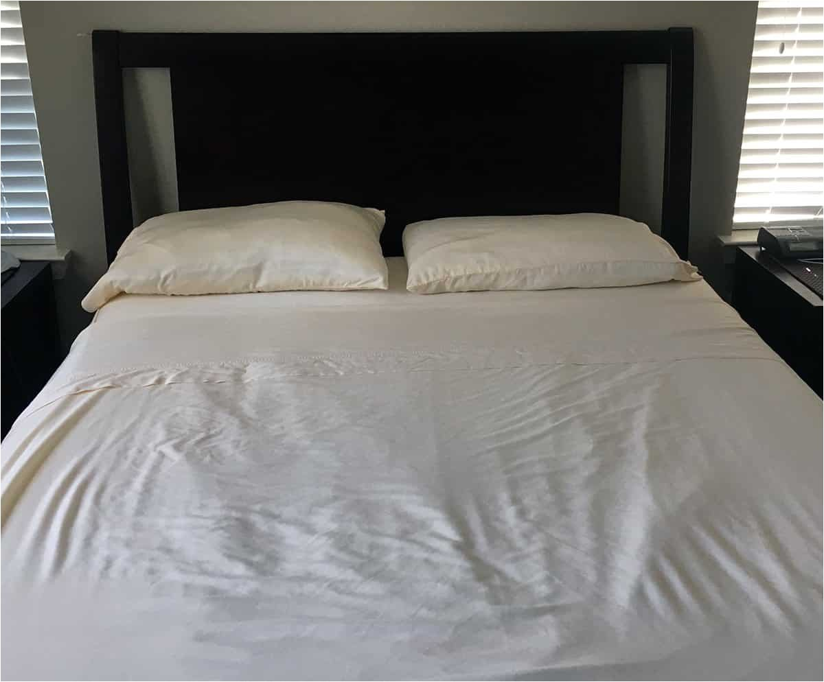 Cariloha Bamboo Sheets Reviews Cariloha Classic Bamboo Bed Sheet Review