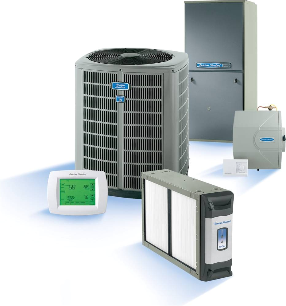 Carlson Heating and Cooling Hybrid Split Systems Hybrid Hvac Equipment In