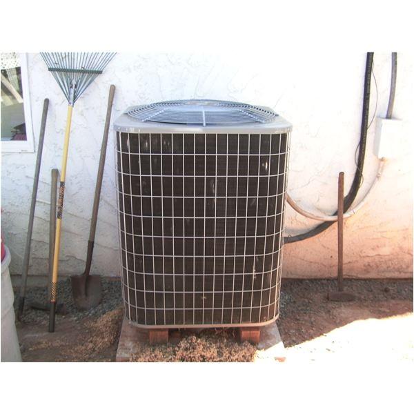 noisy home air conditioner compressor