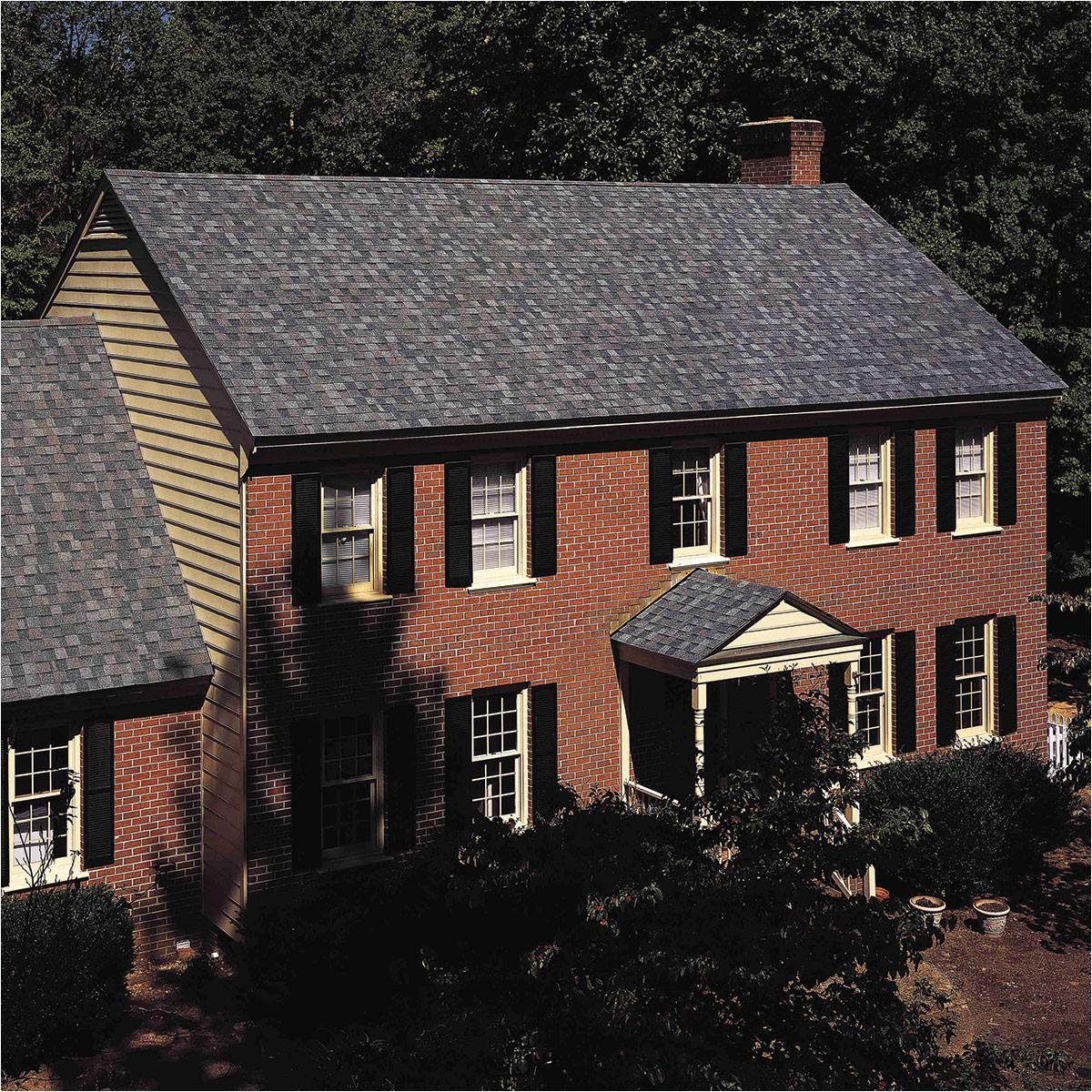 Certainteed Landmark Pro Colonial Slate Shingles Certainteed Landmark Pro Wimsatt Building Materials