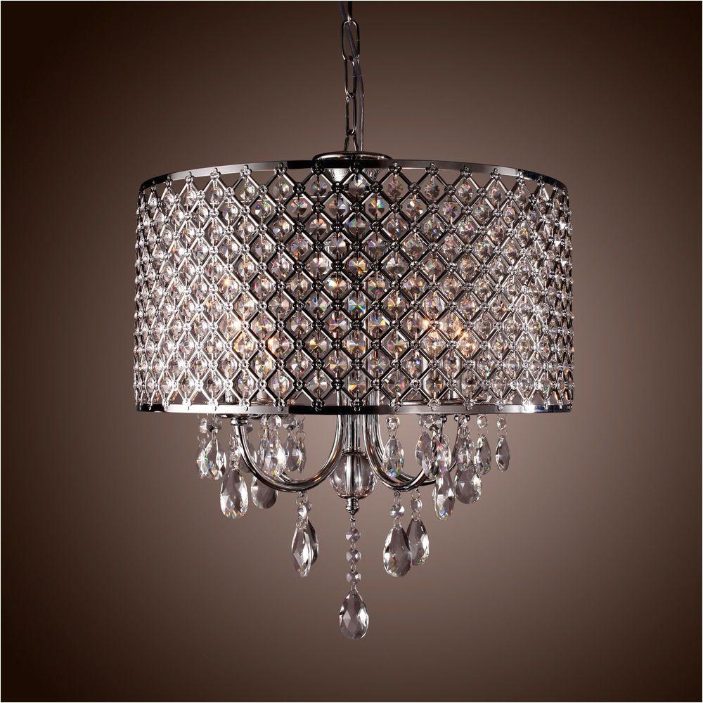 2016 crystal chandelier ceiling drum shade pendant lamp ceiling lighting fixture