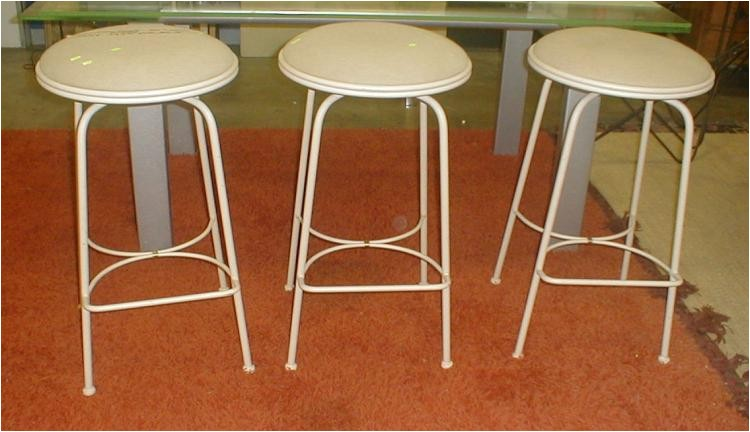 Charleston Forge Iron Bar Stools Adinaporter