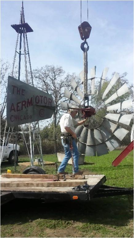 aermotor 702 overhaul move