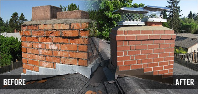 chimney repair in trenton michigan