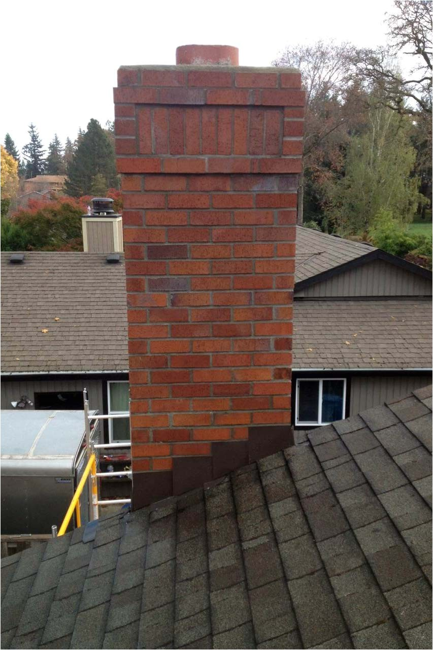 Chimney Repair Portland oregon Se Portland Chimney Rebuild Portland Fireplace and Chimney