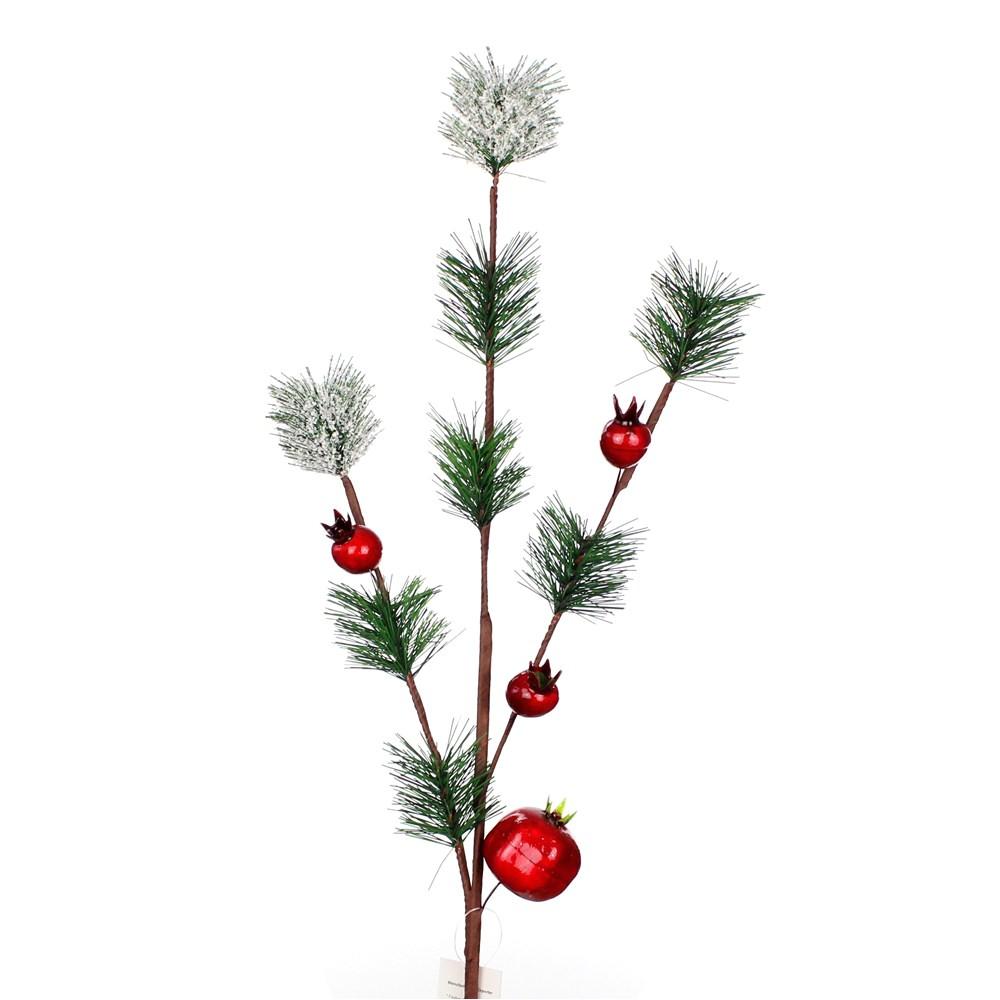 decorative faux sprays christmas wholesale 76cm 54389