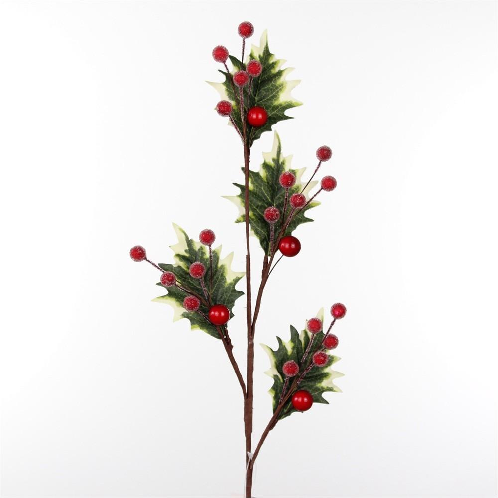 decorative long stem berry picks wholesale 59cm 54407