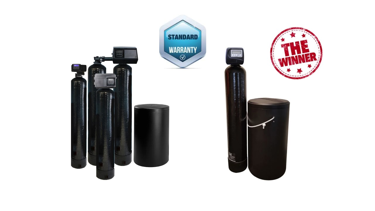 compare water softeners features and benefits this video compares the top three water softeners