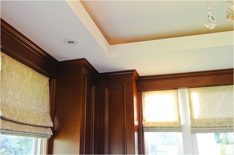 Coffered Ceiling Vs Tray Vaulted And Moulded Ceilings