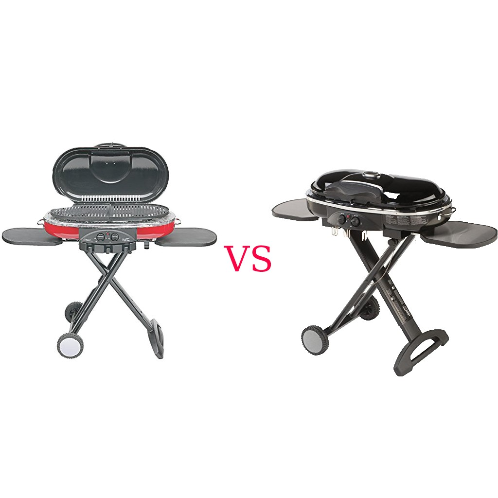coleman roadtrip grill lxe vs lxx