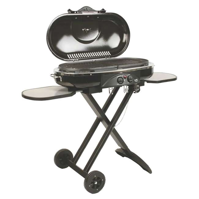 coleman roadtrip lxx grill black