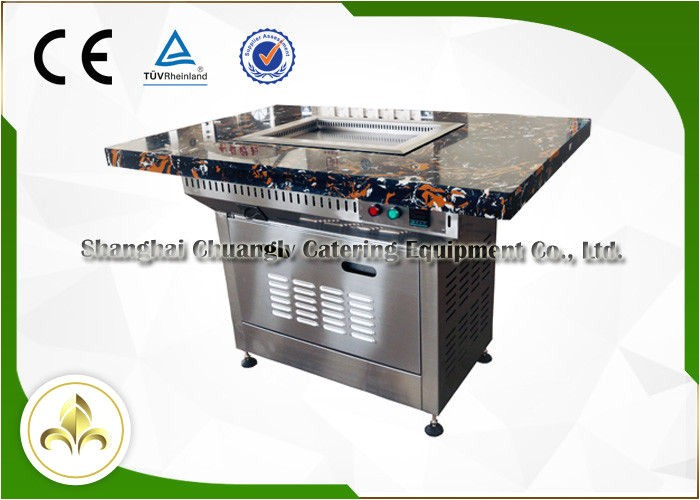 sale 8268769 marble table top small mobile commercial hibachi grill for outdoor kitchen