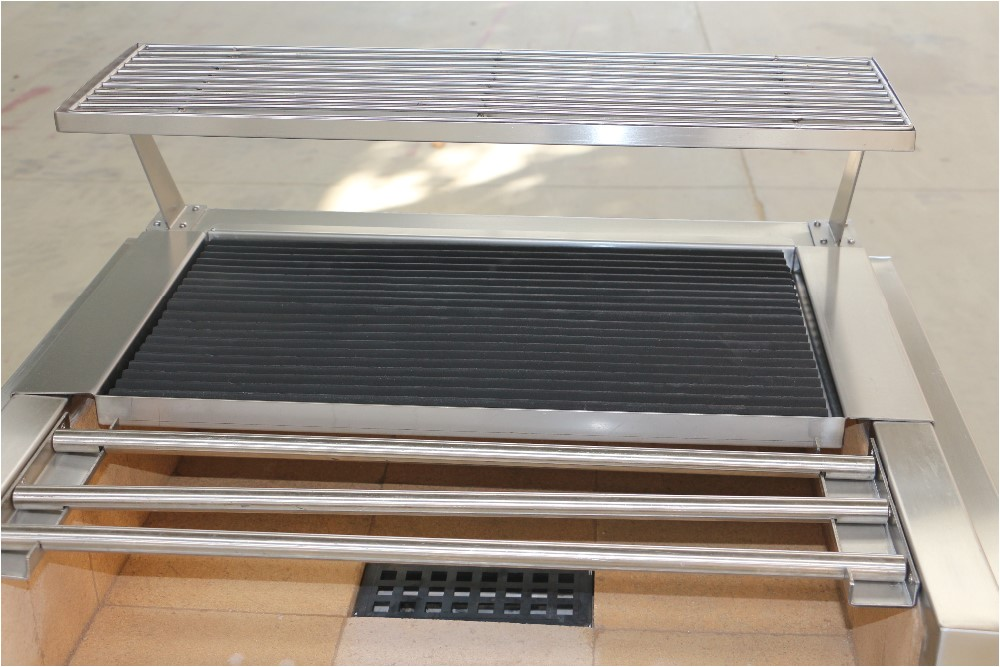 stainless steel 304 commercial hibachi grill 60551104865