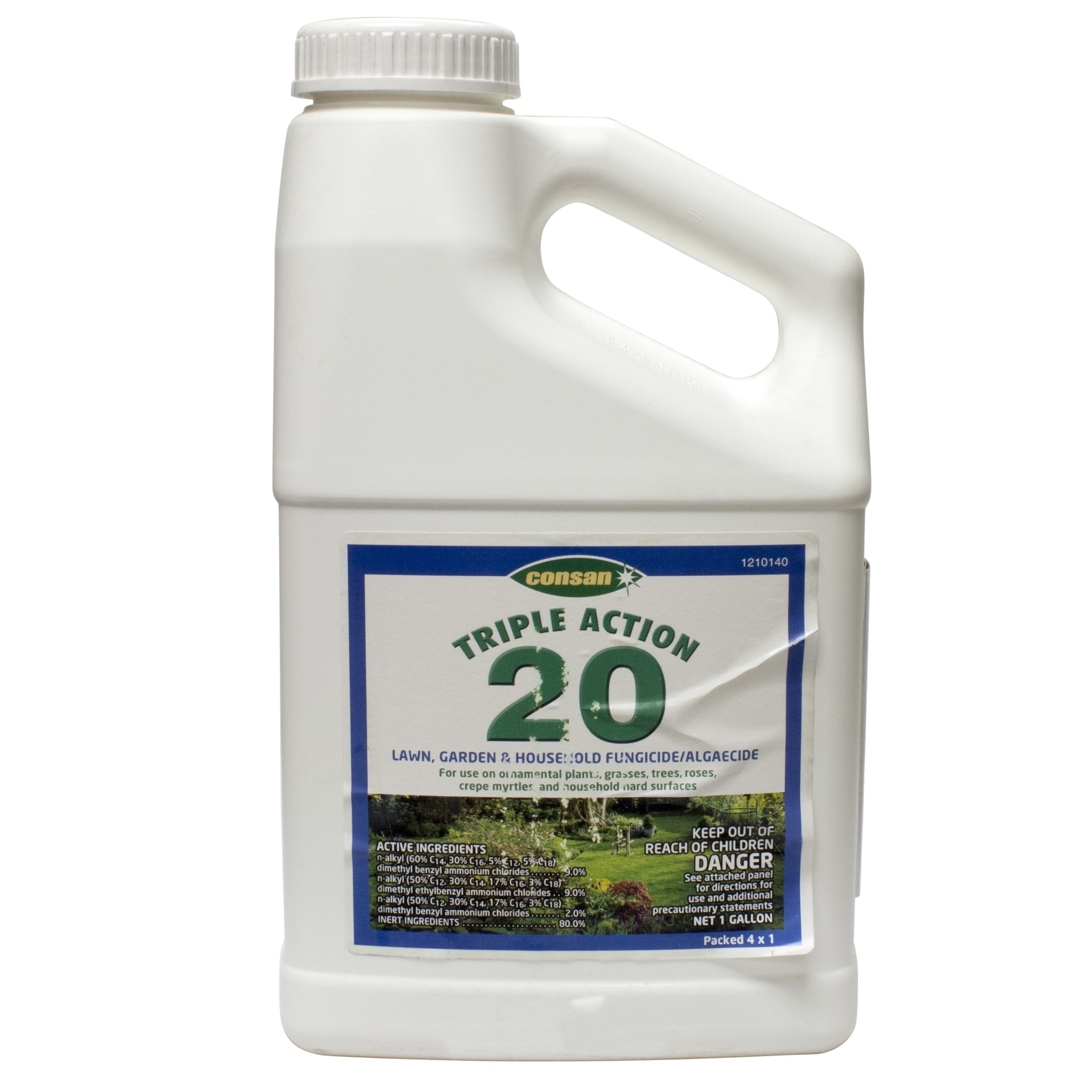 consan triple action 20 fungicide