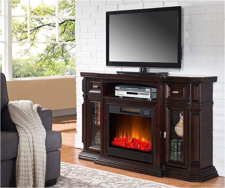big lots electric fireplaces