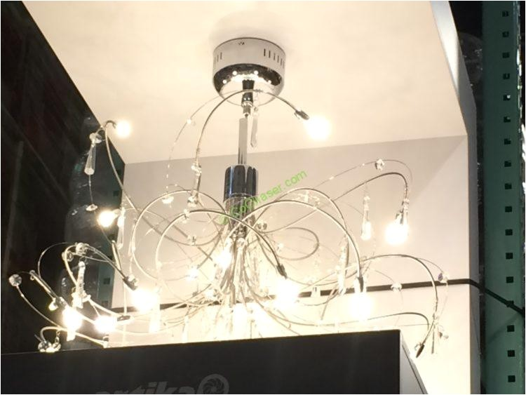Cosmos 27 Led Chandelier by Artika Cosmos 27 Led Chandelier by Artika Costcochaser