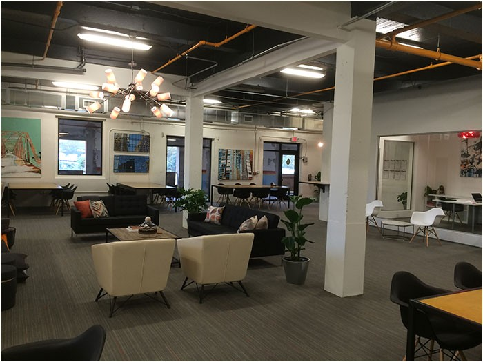 complete list pricing and map of charlottes coworking spaces