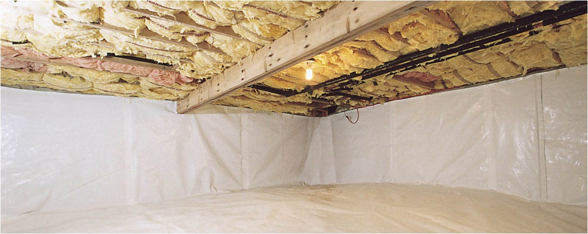 crawl space encapsulation contractors