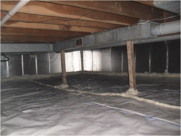 Crawl Space Vapor Barrier Lowes Adinaporter