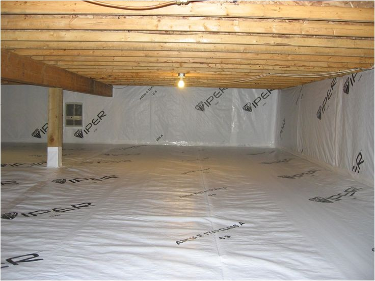 Crawl Space Vapor Barrier Lowes 25 Best Ideas About Crawl Spaces On