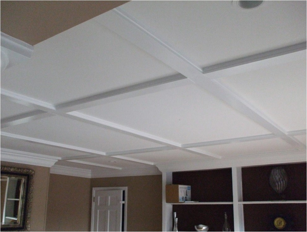 basement drop ceiling ideas