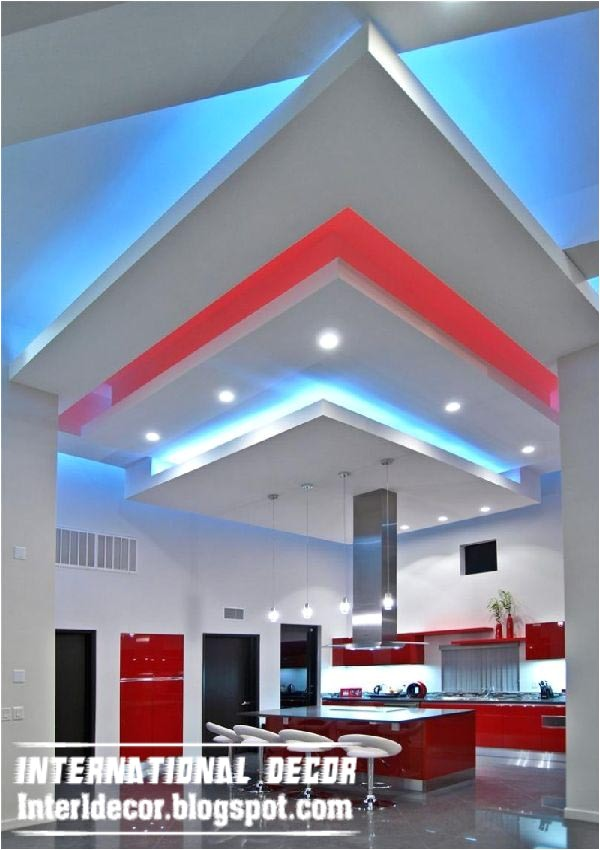 top catalog of kitchen ceiling false designs 1