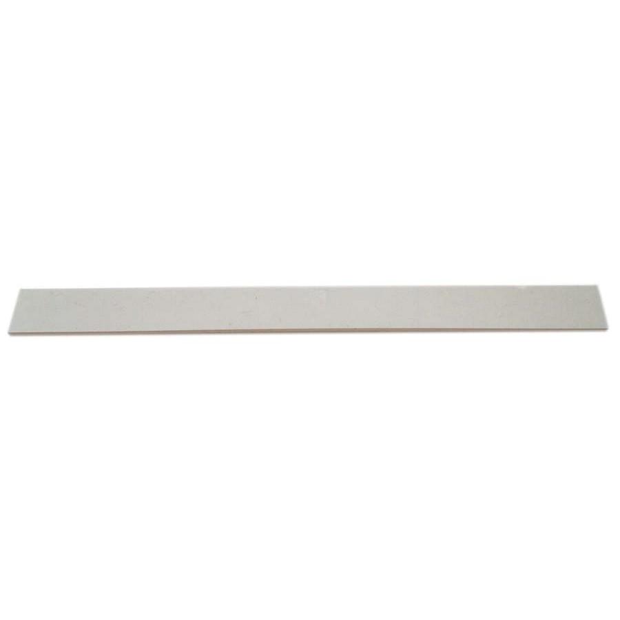 white composite sill tile common 6 in x 73 in actual