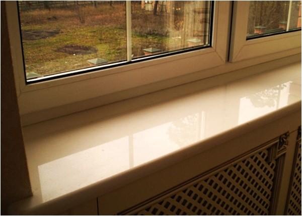 windows sills