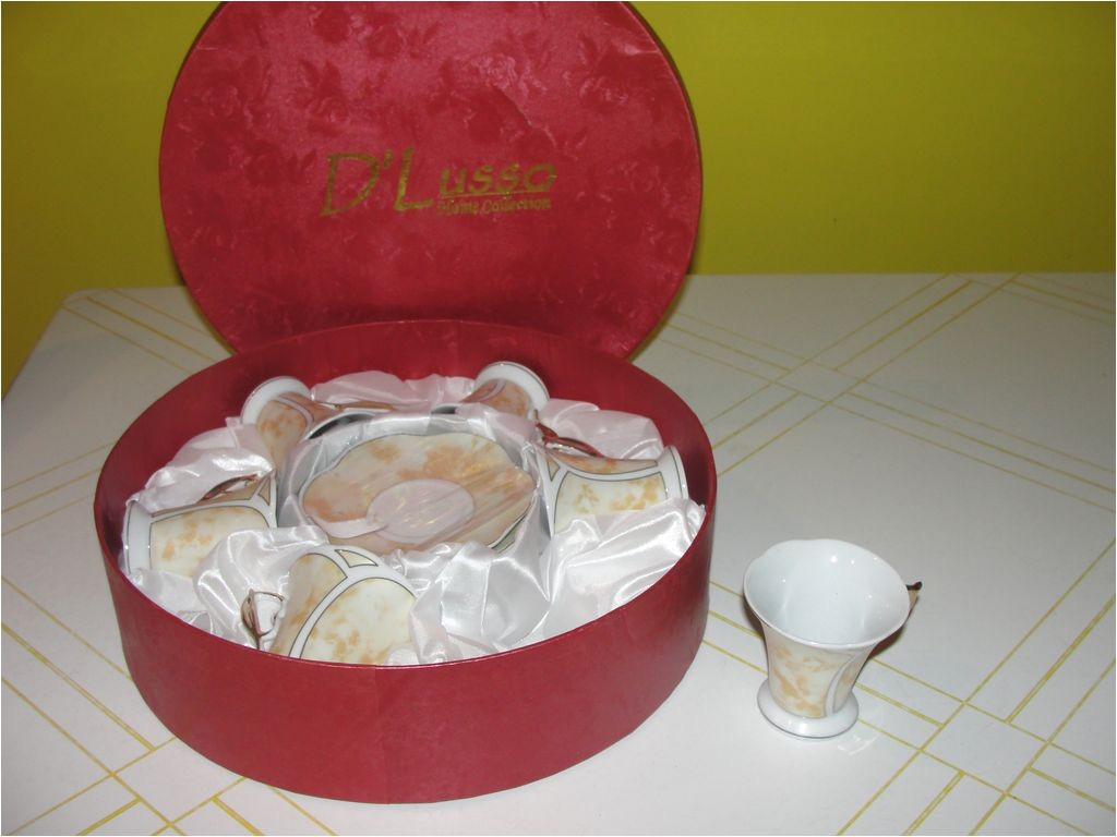 dx27lusso home collection cups saucers round